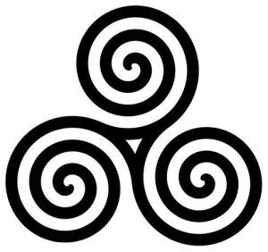 triple-spiral